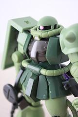 [Robot Tamashi] #97 MS-06 ZAKU II