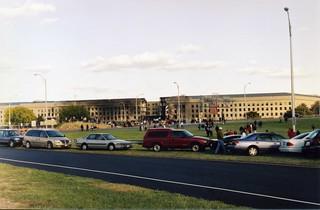 Pentagon after Sept. 11th