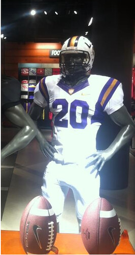 Uni Watch rates new NCAA Nike Pro Combat uniforms - ESPN 56a643542