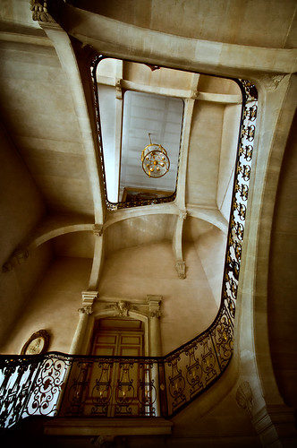 The Staircase/ L'Escalier