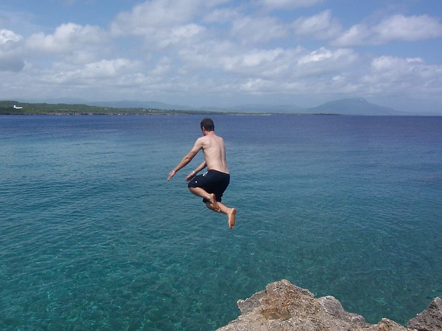 ian jumps