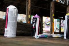 IMGP1807 Glebe Tramsheds Spray Paint [2011-08-13]