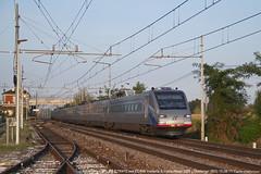 FS ETR470.001 EC158 Venezia S.Lucia-Basel SBB - Vidalengo 15-8-11
