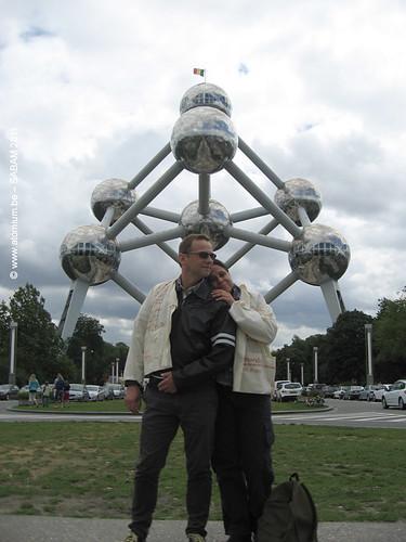 Jo Santos & Helmut Neuhold, Brussels, Belgium