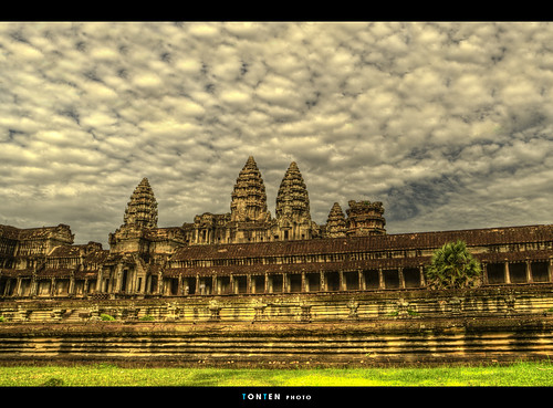 Goodbye Angkor Wat