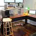 My Temporary Standing Desk Setup