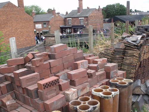 Builder's Yard - building materials
