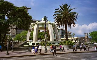 1995 #206-11A Costa Rica San José