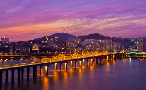 Dongho Bridge 동호대교