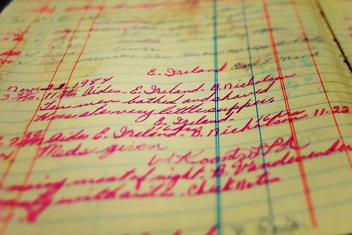 canon book log notes duty nurse westonstatehospital 60d transalleghenylunaticasylum