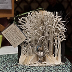 Book Sculpture made for City of Literature |