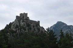 Puilaurens - Photo of Counozouls