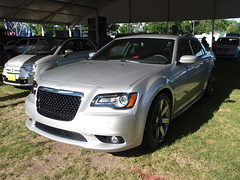 2012 Chrysler 300 SRT8 2