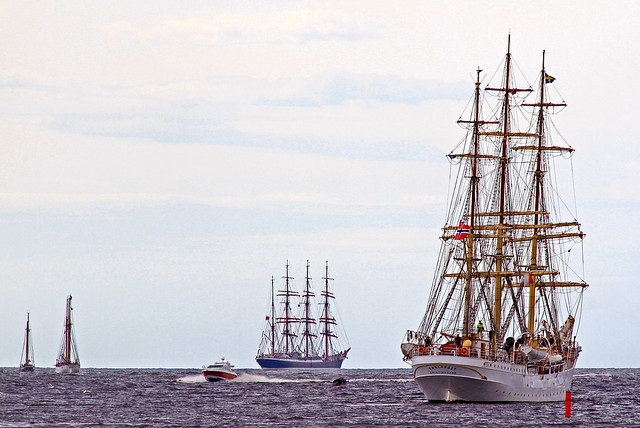 Parade of Sail 35