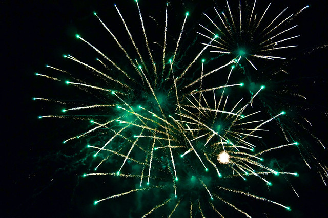 Sumida River Fireworks 隅田川花火大会