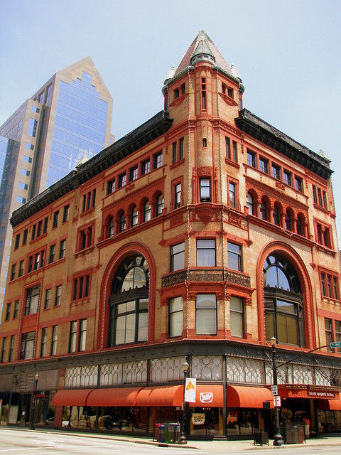 Levy Building - downtown Louisville