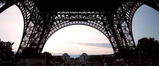 Eiffel base