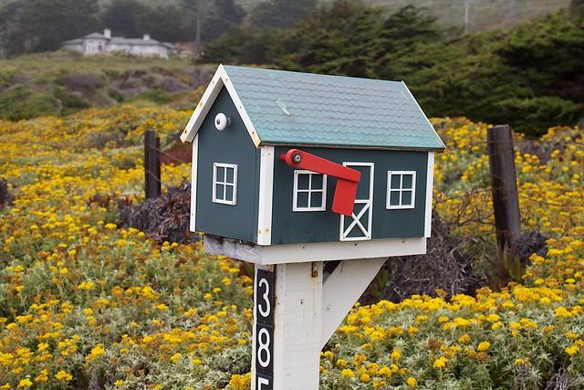 Mailbox House