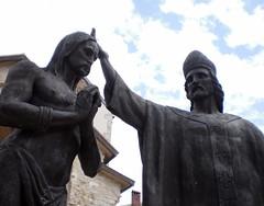 Saint-Remi of Reims Basilica, France