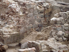 stone wall, formation, geology, bedrock, terrain, wadi, rock, quarry, archaeological site,