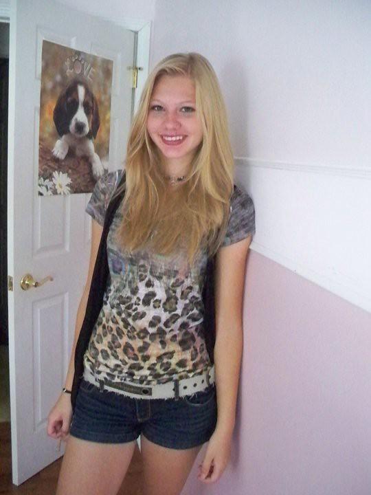 Young teen wild — img 10