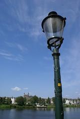 Lantaarnpaal in Maastricht