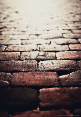 "Follow the 'Red"" Brick Road"