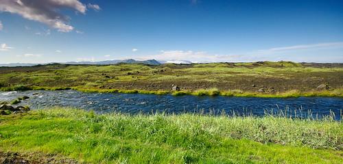 Sandar landscape