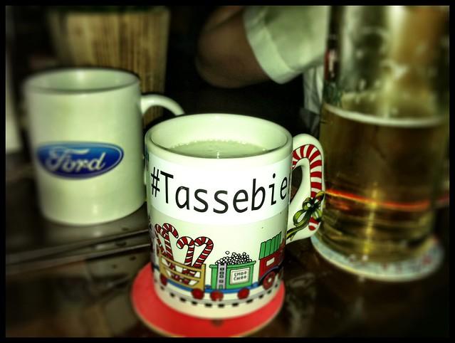 #tassebier @ Volksbar 2