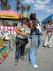 VIVIANNE AND TONY B VENICE BEACH CALIFORNIA SEPT 5, 2011 175