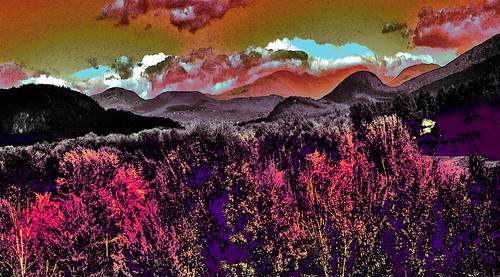 mount washington new hampshire north conway usa overlook style color fall spring summer photoshop flickr google yahoo facebook photographer direct stumbleupon landscape filter mask post processing newsroom interesting creative surreal avant guarde