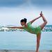 Natarajasana - Yoga in Zürich Lake