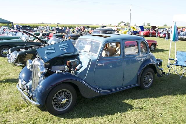 1950 MG Y
