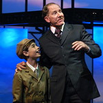 ragtime arvadacenter lboy_father 1 - Ragtime, The Musical  @Arvada Center Sept 13 - Oct 2  Winner of 2 Tony Awards for Best  Musical Score & Best Book  Drama Desk Award winner for Best Musical and Best Score  Based on the novel by E. L. Doctorow, this epic musical, set in early-20th-century New York City, shines the spotlight…