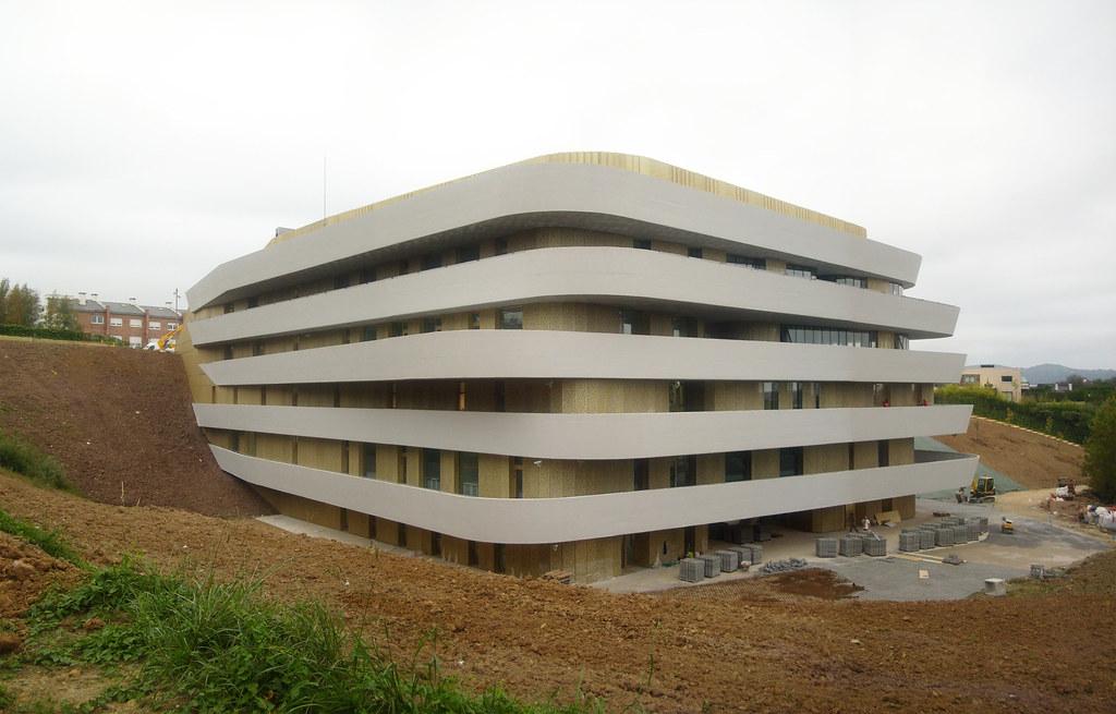 Donostia san sebasti n basque culinary center vaumm for Escuela arquitectura donostia