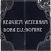 REQUIEM AETERNAM DONA EIS, DOMINE by Kristin Cofer