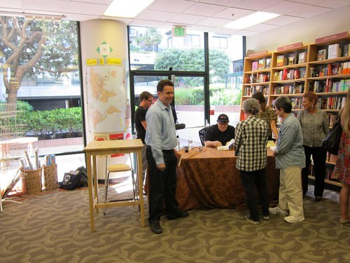 Michael Moore, Paul Hogarth, Books, Inc., S… IMG_7860