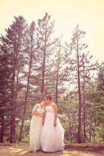 Bailey Colorado Wedding - wordless wedding