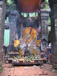 Image of Wat Phu near Champasak. laos lao champasak watphu vatphou