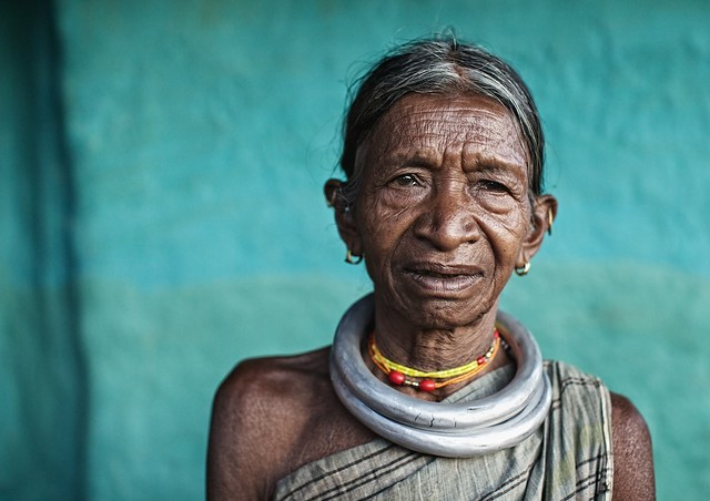 Gadaba tribe, Orissa, India - Tribes of the World