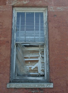 Window at 2131 W. 19th Street