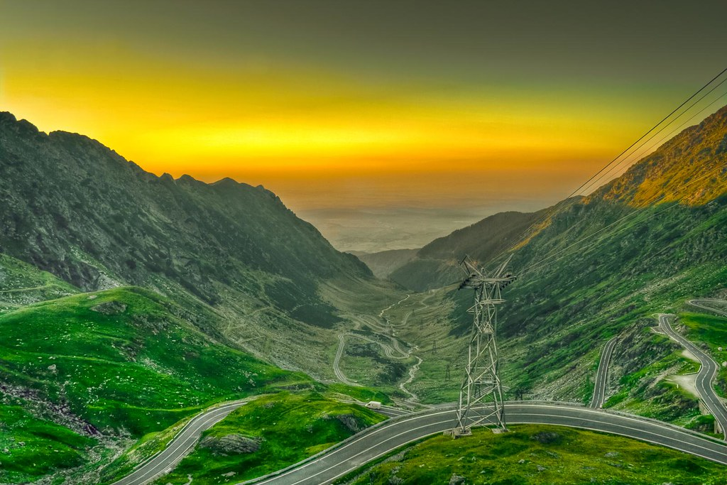 Carretera Transfagarasan