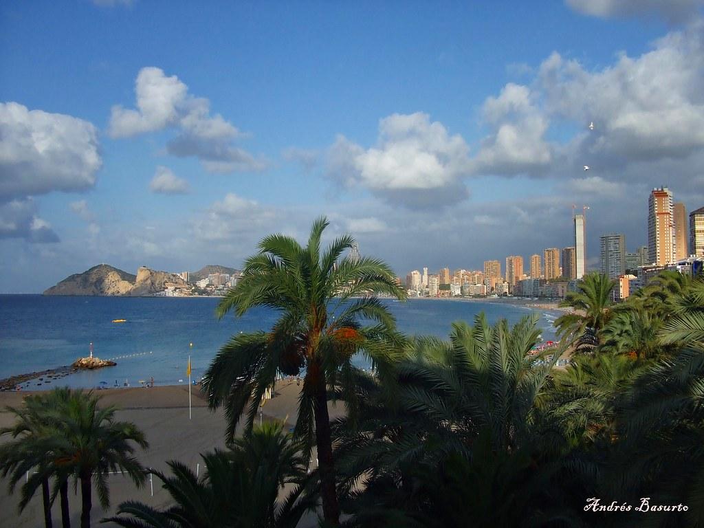 Vistas De Poniente Panorámica Desde La Terraza Playa De P