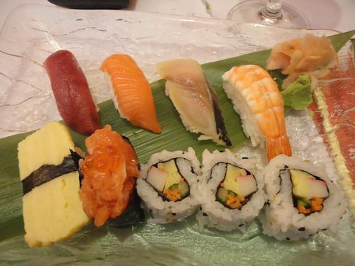 Sushi del Hanakura