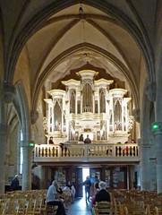 Bach en Combrailles, Bach-Orgel in Pontaumur