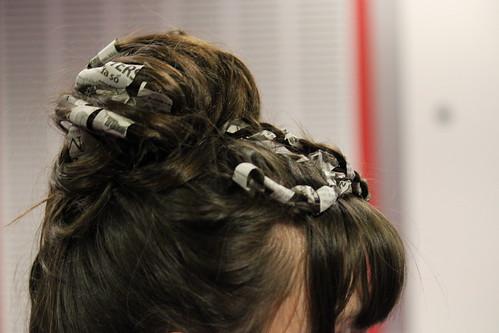 Newspaper Hair 2