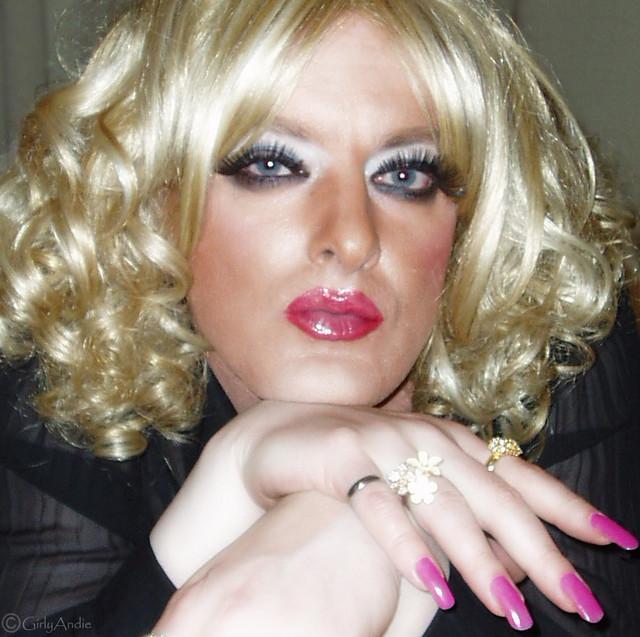 Heavy Makeup Flickr - Mugeek Vidalondon