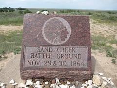 Sand Creek Memorial