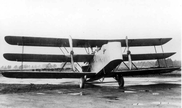 Parnall Possum 1926