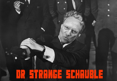 DR STRANGE SCHAUBLE by Colonel Flick
